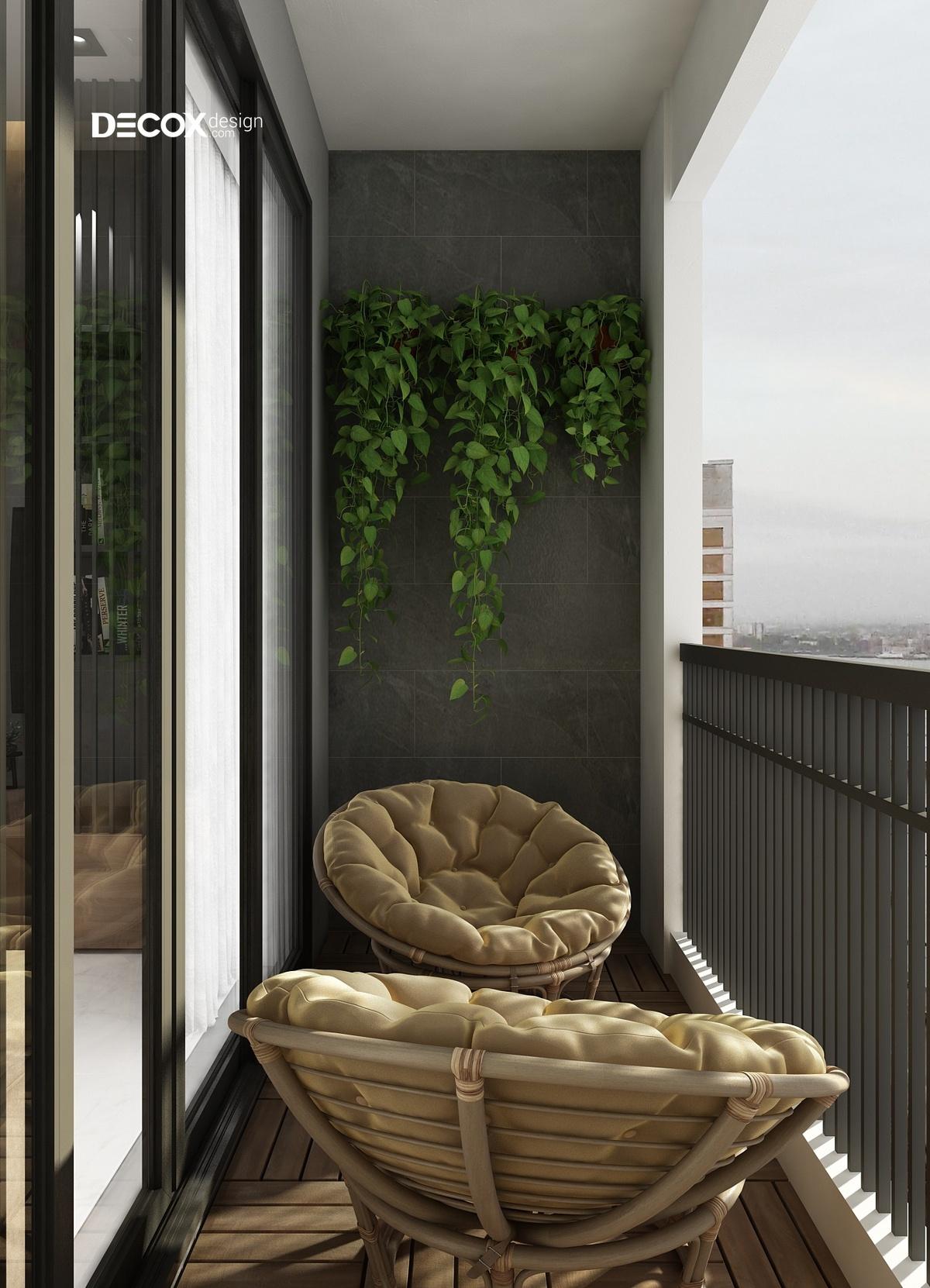 10 ý tưởng tô điểm không gian sống của bạn với bàn ghế ban công