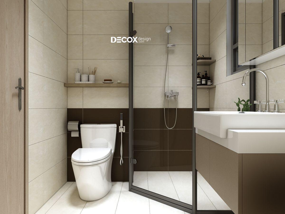 99+ mẫu thiết kế nội thất phòng tắm đẹp xu hướng năm 2019