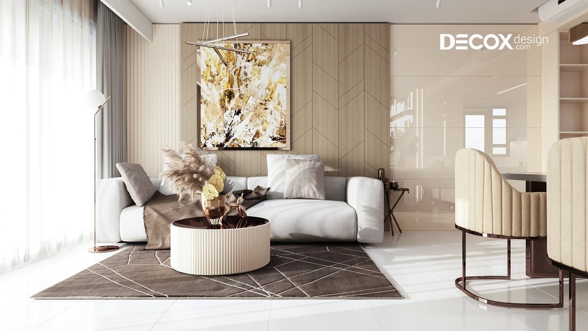 Cách chọn thảm phòng khách đẹp cho không gian hiện đại sang trọng