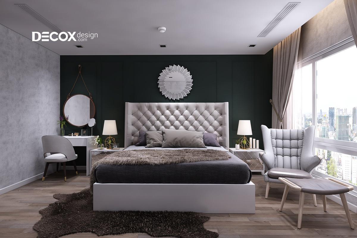 Cách đặt bàn trang điểm trong phòng ngủ theo phong thủy, bạn đã biết?