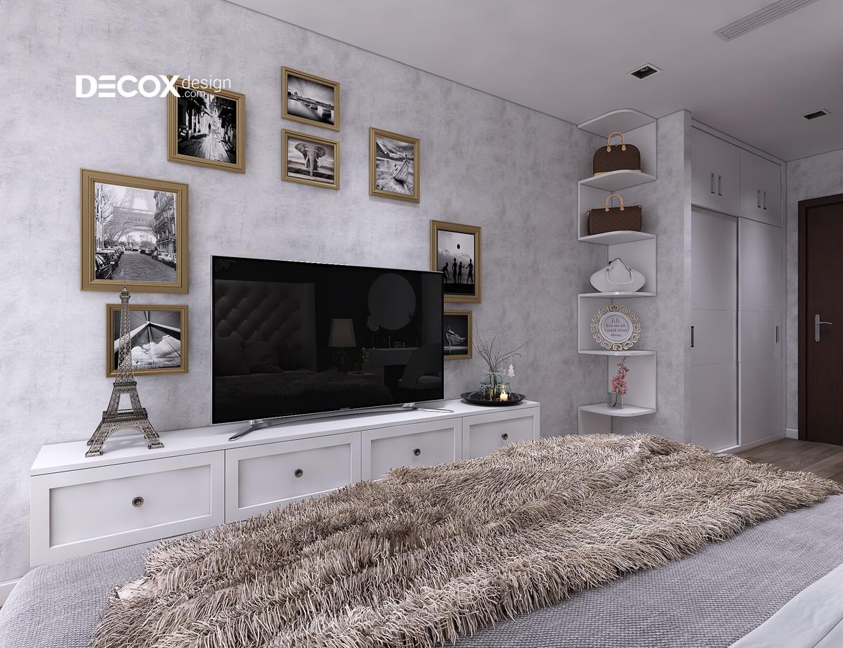 Làm mới không gian sống với tranh treo phòng ngủ