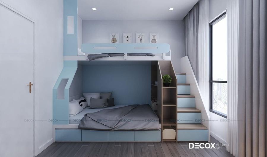 20+ mẫu giường tầng cho trẻ em đẹp, tiện lợi nhất năm 2019
