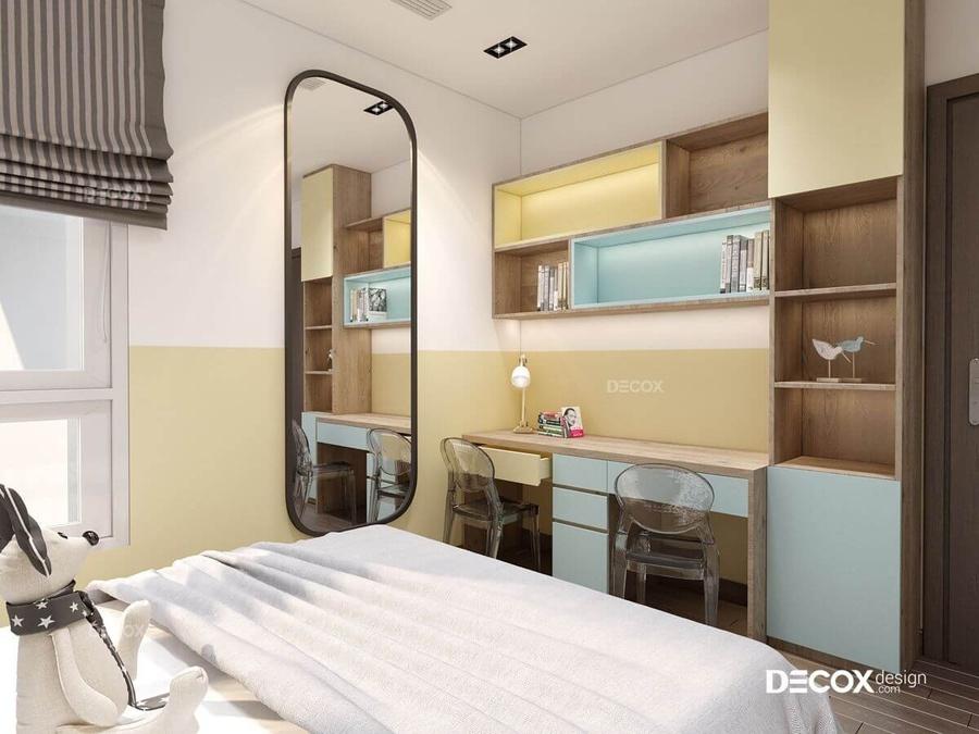 Top 20 mẫu thiết kế phòng ngủ trẻ em đẹp