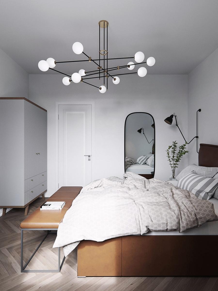 25 cách trang trí phòng ngủ nhỏ đẹp, đơn giản, tiết kiệm dễ làm