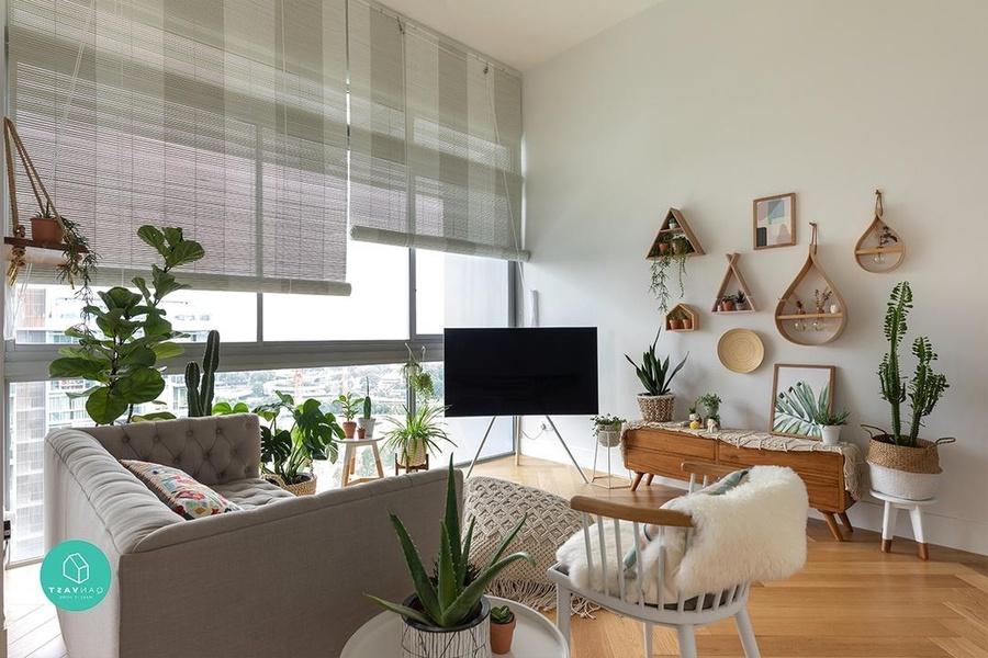 Top 6 xu hướng thiết kế nội thất mới nhất 2019