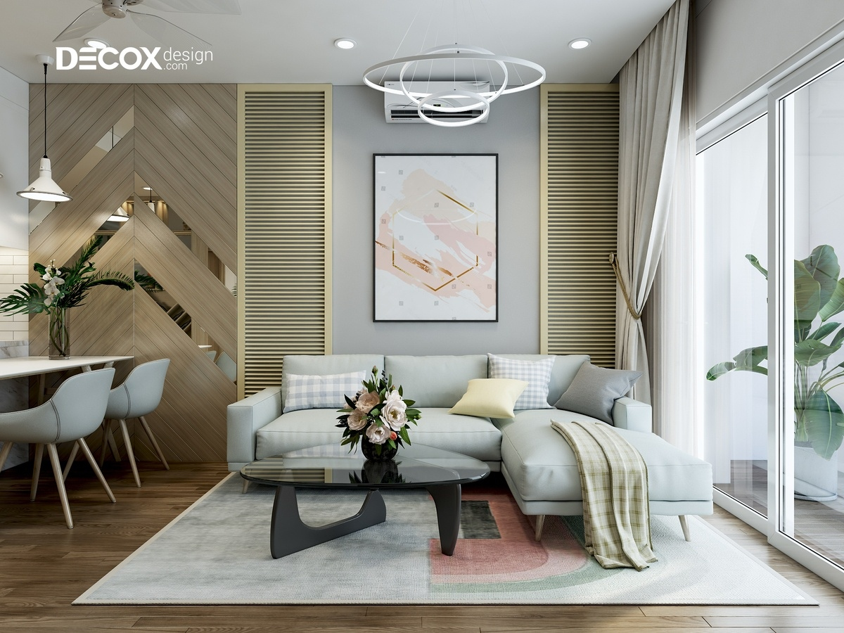 Chọn mẫu tranh treo phòng khách hiện đại đẹp nhất theo phong thủy
